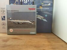 Herpa	513616	Douglas	DC-8-30	KLM Royal Dutch Airlines	PH-DCE	1/500