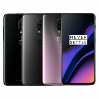OnePlus 6T 128GB (A6013) Factor GSM Unlocked AT&T, T-Mobile, + More Smartphone