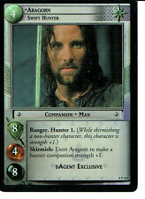 LORD OF THE RINGS TCG / CCG FOIL PROMO 0P125 ARAGORN