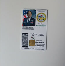 10X CSF Printable Inkjet PVC ID Card with 4428 Chip Smart Card Contact IC Card