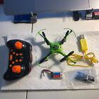 Eachine Mini 2.4G 4CH Palm RC Drone Quadcopter - Green