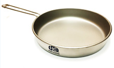 Heavy Cover Titanium Frying  Pan