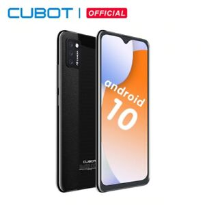4G Unlock New mobile phone Android 10  Cubot note