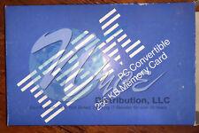 IBM PC CONVERTIBLE 256KB MEMORY MODULE ** OLD STOCK **