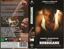 (VHS) Hurricane - Denzel Washington, John Hannah, Deborah Unger (1999)