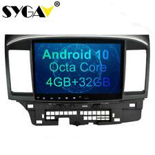 Android 10 Car Stereo for Mitsubishi Lancer Evo Radio Gps Navigation Head Unit