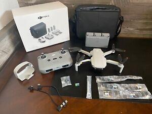 DJI Mini 2 Fly More Combo Camera Drone - ALSO INCLUDES A 512GB MEMORY CHIP