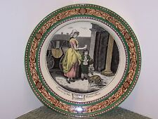 """Adams - Cries of London - Luncheon Plate - """"Do You Want Any Matches"""""""