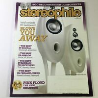 Stereophile Magazine October 2011 - Pink Floyd Remasters / TEAC CD Receivers