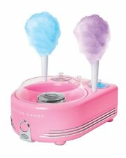 new Nostalgia COT5PK Hard & Sugar-Free Candy, Deluxe Cotton Candy Maker