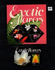 /// ST. KITTS - MNH - FLOWERS - FLORA
