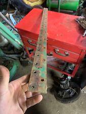 John Deere 14 T Baler Band Mounting Plate