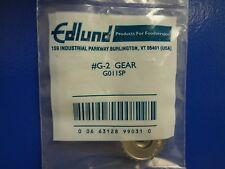 Edlund G011Sp Gear, for G2 and Sg-2 Manual Can Opener #922