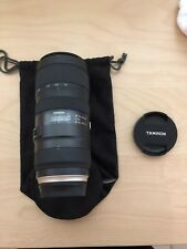 Tamron SP 70-200mm f/2.8 Di VC USD G2 Lens for Canon EF Pre-Owned, Basically New