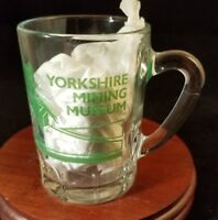 Collectible Barware Shot Glass Yorkshire Mining Museum