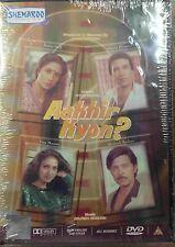 Aakhir Kyon ? - Rajesh Khanna, Rekha - Official Bollywood Movie DVD ALL/0