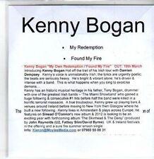 (CS229) Kenny Bogan, My Redemption - DJ CD