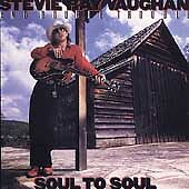 Stevie Ray Vaughan & Double Trouble : Soul to Soul Rock 1 Disc Cd
