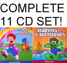 AGAPELAND COMPLETE SET OF 11 CDs!  GREAT GIFT