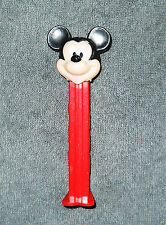 NICE RED MICKEY MOUSE PEZ DISPENSER WITH FEET