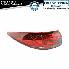 Outer Quarter Panel Mounted Tail Light Lamp Driver Side Lh For Mazda 6 New Fits Mazda 6
