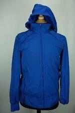 Lululemon Run Bandit Removeable Hood Reflective Back Womens Jacket Sz 10