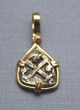 ATOCHA Pendant 14K Gold Sunken Treasure Shipwreck Coin Jewelry