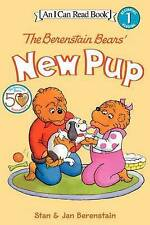 NEW The Berenstain Bears' New Pup (I Can Read Level 1) by Stan Berenstain