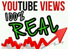 5000 Youtube viewer promotion make your video viral fast👇👇