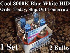 H13 8000K Xenon HID Blue Lights Jeep Compass Patriot 07 08