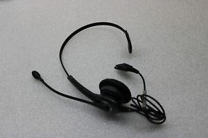 Jabra GN2000 Headset Mono single QD-Stecker ohne Adapter gebraucht