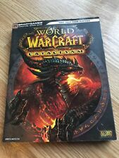 World Of Warcraft Cataclysm Brady Games Strategy Guide