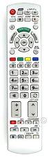 Ersatz Fernbedienung für Panasonic TV  TX-L42D25BA  TX-L42ES31   TX-P42V20E