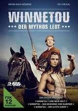 Winnetou - der Mythos lebt - 3 DVD Box