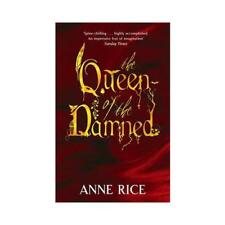 The Queen of the Damned by Anne Rice (author)