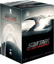 Star Trek - The Next Generation: The Complete Series [New DVD] Boxed Set, Full