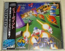 Neo Geo CD - Viewpoint / SPINE / NEUWERTIG - mint