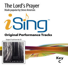 Steve Amerson - The Lord's Prayer - Accompaniment Track