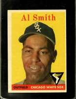 1958 TOPPS #177 AL SMITH EX WHITE SOX  *XR19965