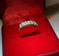 Bandring Gold 750kl. Diamanten total 56ct