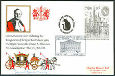 Historical Events Decimal British Stamp Covers