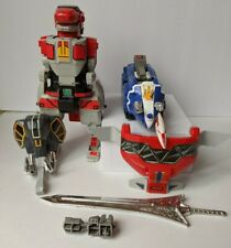 1993 Power Rangers Deluxe Megazord Bandai, incomplete