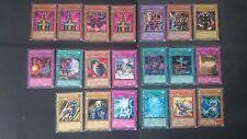 Yu-Gi-Oh ! lot de cartes japonnaise