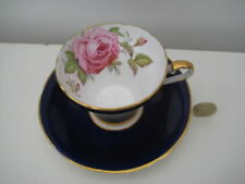 Pink British Aynsley Porcelain & China