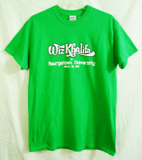 Wiz Khalifa at Georgetown University 2012 Young Wild & Free Green T-shirt (M)