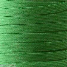 2m Farbiges Gummiband 1cm 10mm (1,75€/m) elastisches Band, viele Farben NEU