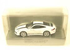 Porsche 911 R (blancheur avec noir rayures) 2016