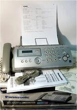 Panasonic KX-FP205C - Compact Plain Paper Fax Copier (B/W)