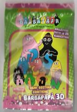 Barbapapa 2^ Serie Bustina 3D Barbalettera Edibas