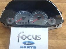 FORD FOCUS MK1 INSTRUMENT CLUSTER REPAIRS FOR GHIA ZETEC PETROL SPEEDO1998-2005